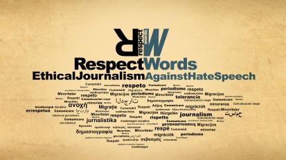 RESPECT WORDS: Periodismo Ético contra los Discursos deOdio